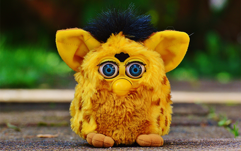 What do interest rates and Furby toys have in common?