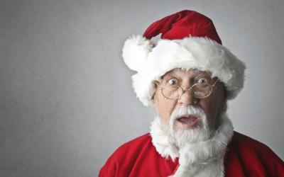 Even Santa is Refinancing